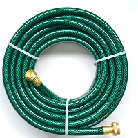 What are the applications of PVC garden hose?
