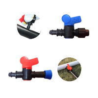 Drip Irrigation Pipe Fittings