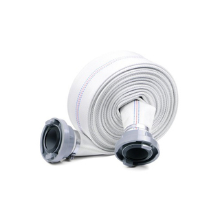 Canvas/Fire Lay Flat Hose